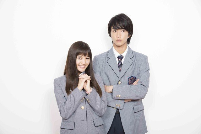 itakiss the movie highschool hen visual