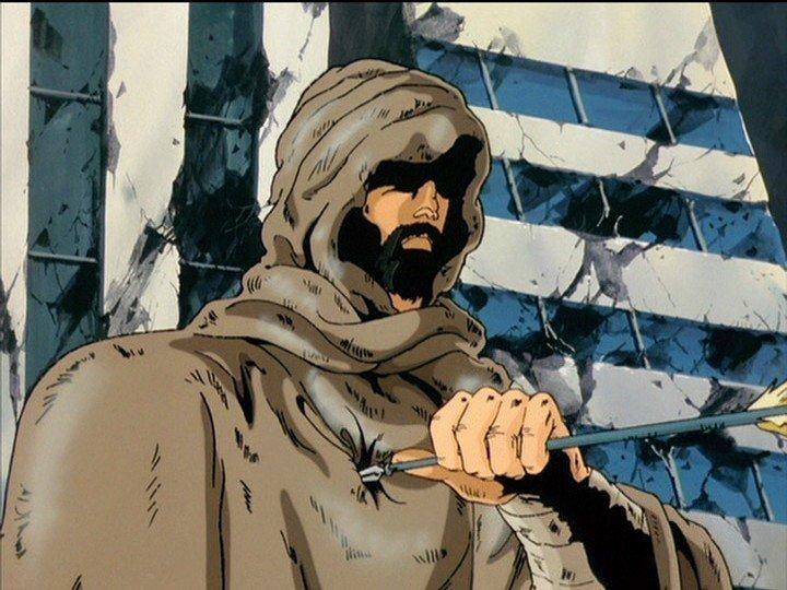 I personaggi degli anime più attraenti con barba e baffi