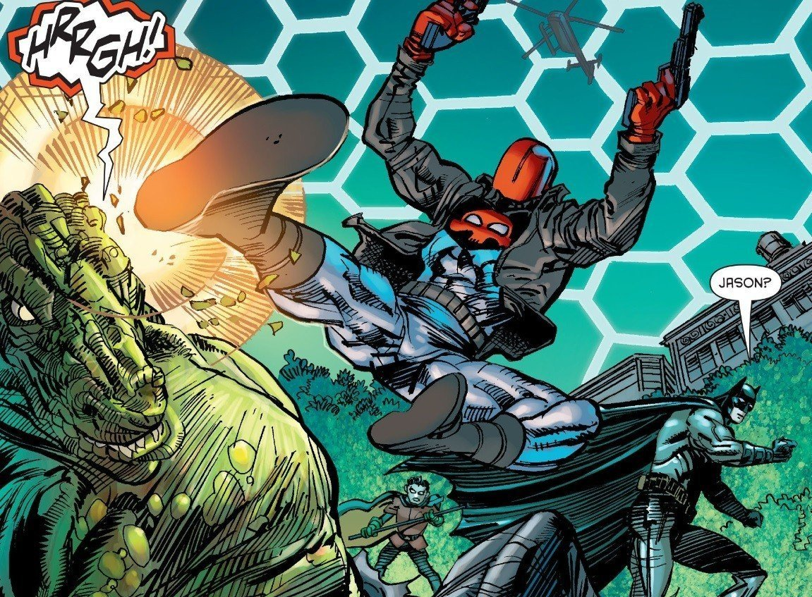 Red Hood_Convergence