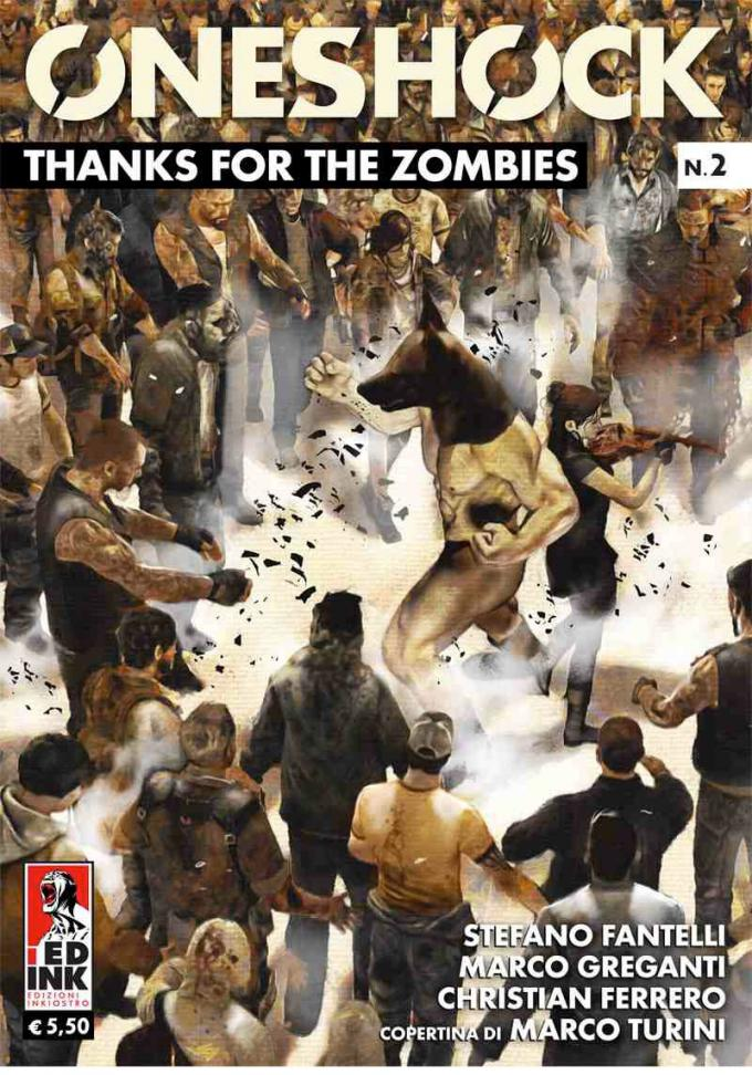 Thanks for zombies cover