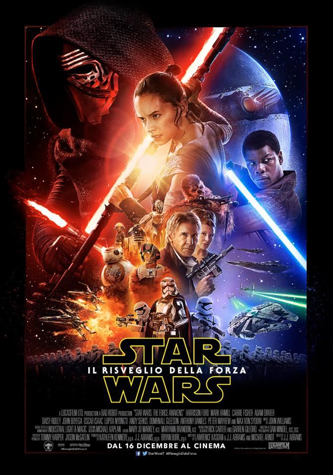 Star Wars - Il Risveglio della Forza