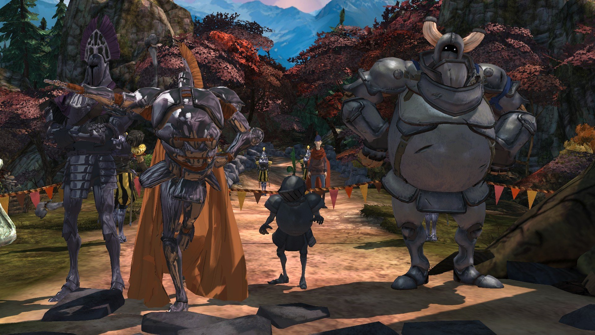 King's Quest Knights