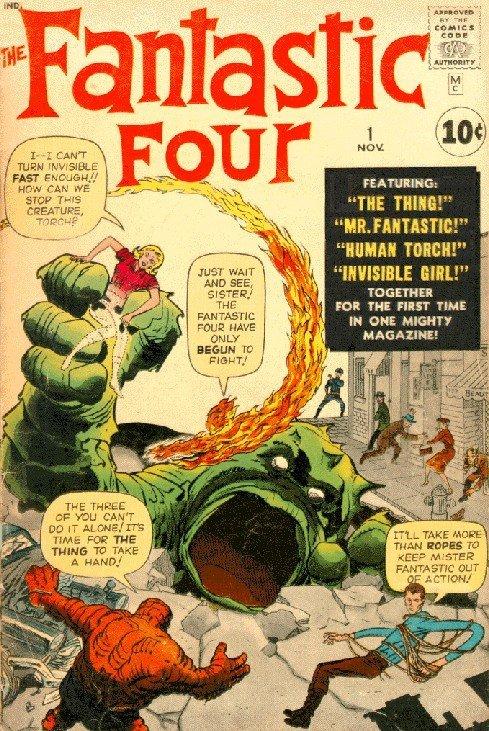 Fantastic_Four_Vol_1_1