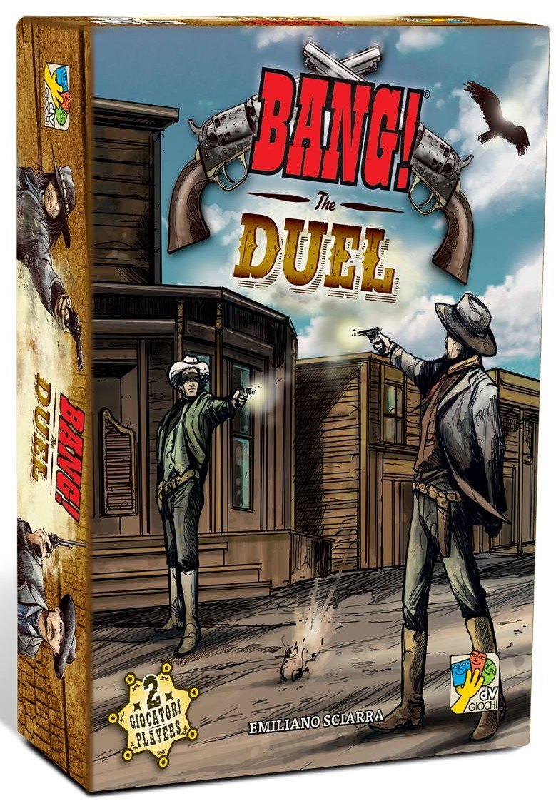 bang the duel box 3D