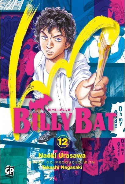billy bat 12 gp manga