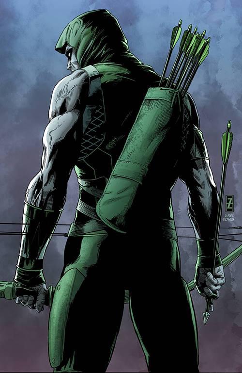 freccia verde #1..