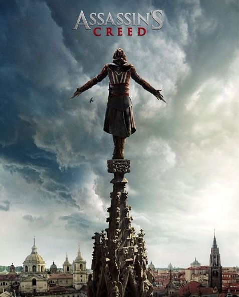 assassin's creed movie - poster