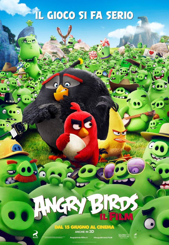 Angry Birds - Il Film Poster