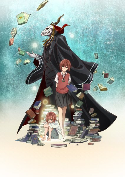 ancient magus bride anime 1