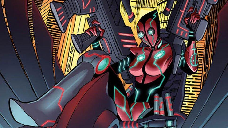 Deadpool-2099