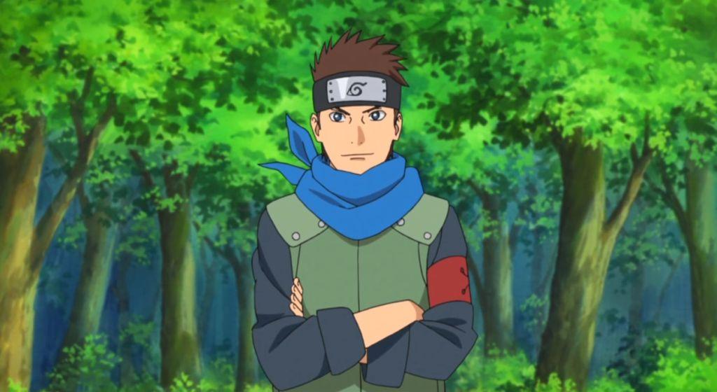 Konohamaru Sarutobi.