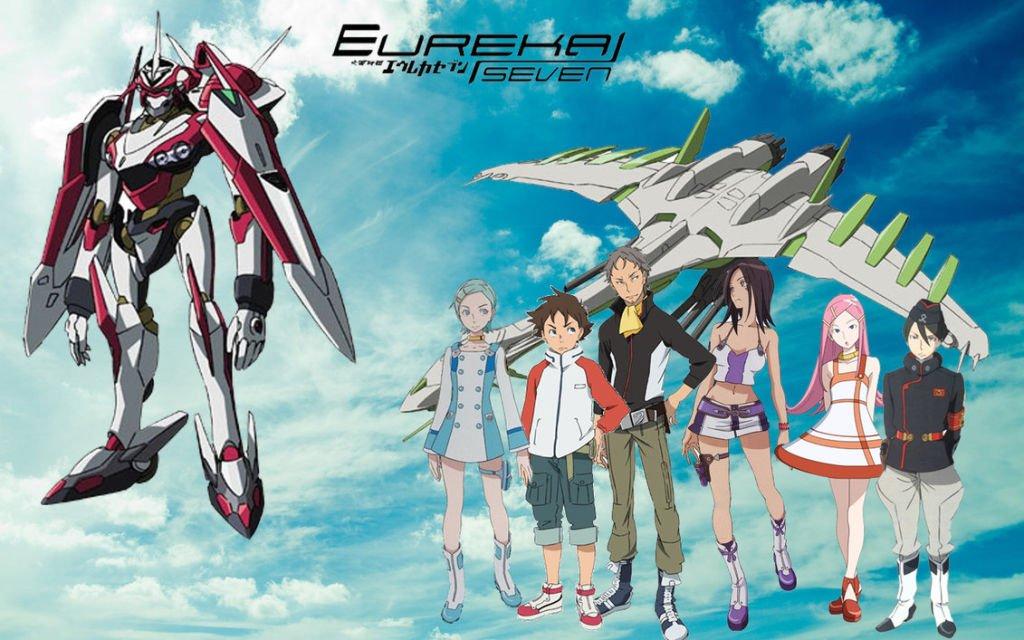 Eureka Seven