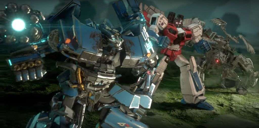 Trasformers Forged to Fight (2)