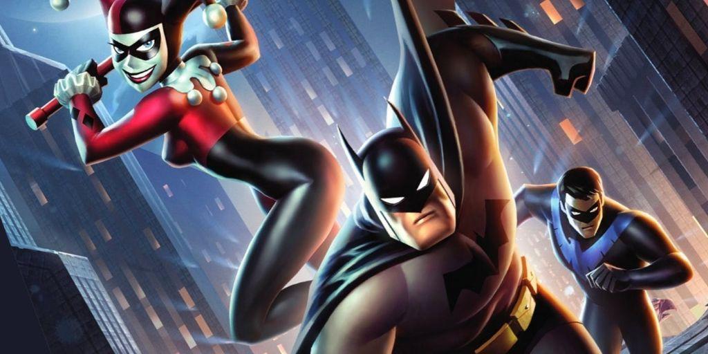 Batman e harley quinn u recensione
