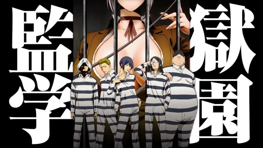 Anime: serie tv e cartoni animati giapponesi Sesso, F.