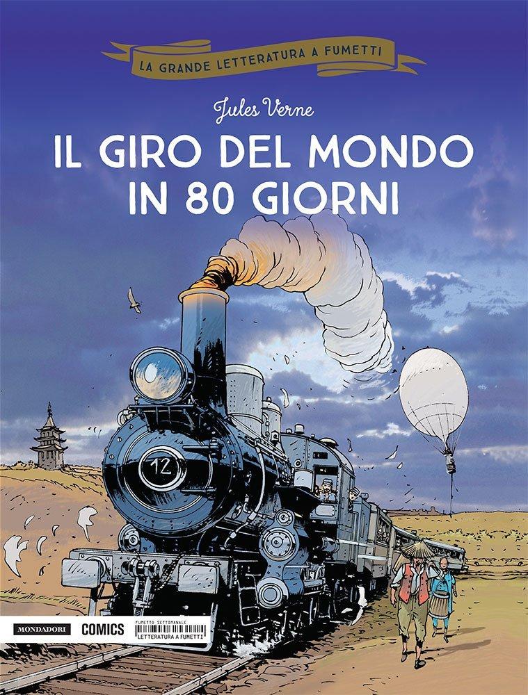 buy online b82ad cda44 Il Giro del Mondo in 80 Giorni – La Grande Letteratura a ...