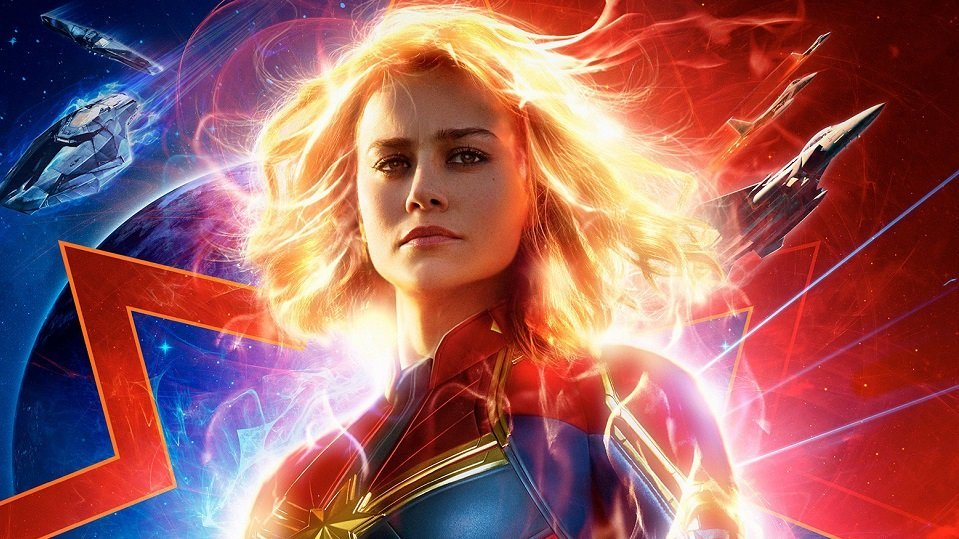 A-Force Captain Marvel