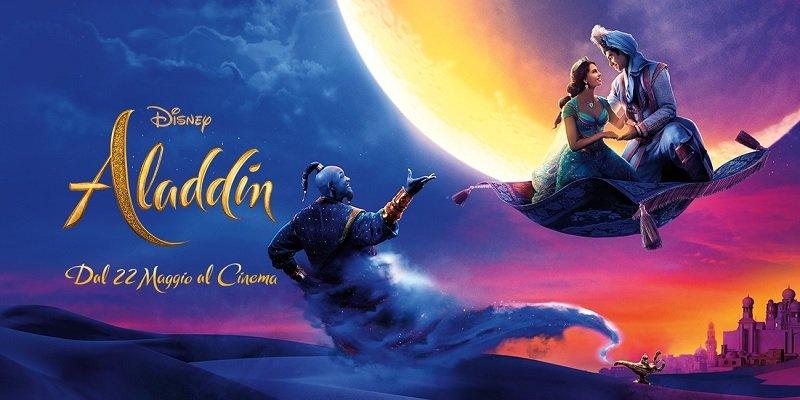 Aladdin: il live-action guadagnerà oltre 100 milioni di dollari in casa