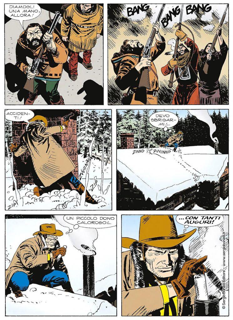 Tex, Mangaforever