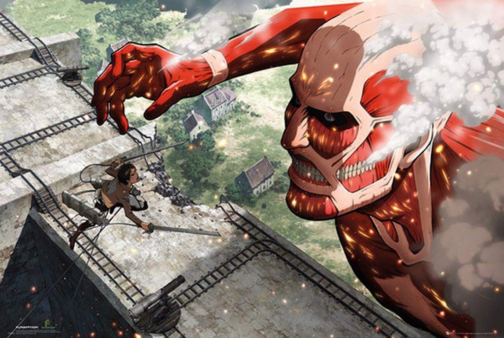 L'Attacco dei Giganti: la reazione della voce di Eren sulla fine del manga