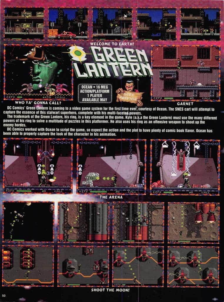Green Lantern - il videogioco perduto esiste!
