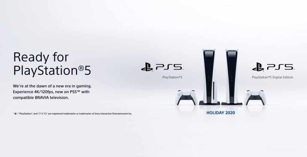 ps5 nuove tv