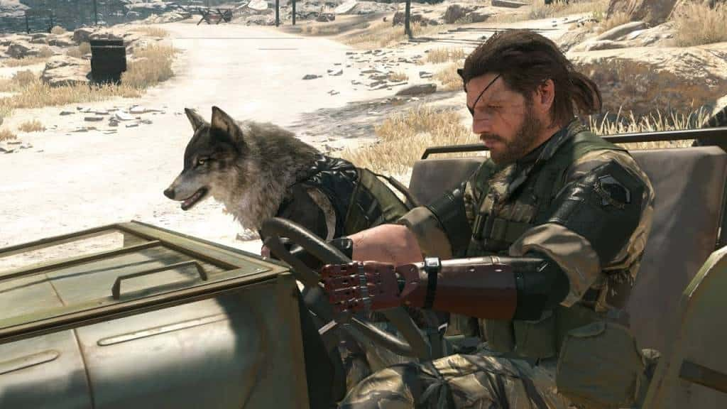 metal gear solid v nuovo finale