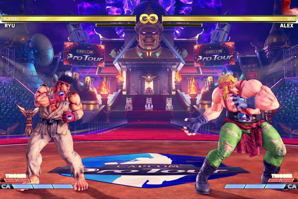 street fighter 5 gratis