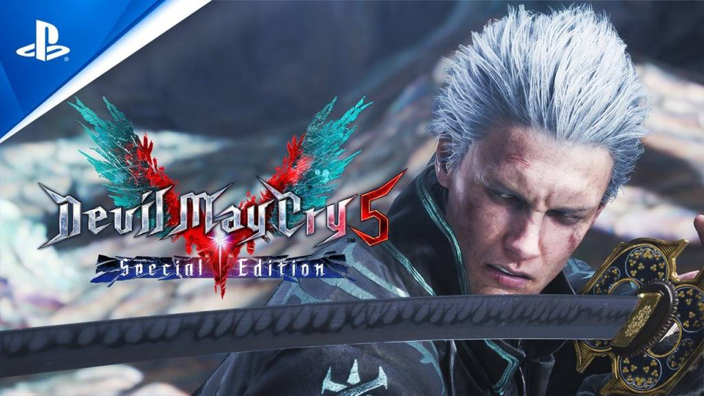Devil May Cry 5 Definitive Edition