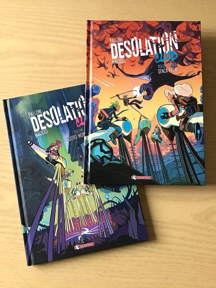 Desolation Club Volume 2