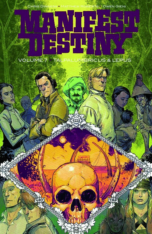 Manifest Destiny Volume 7