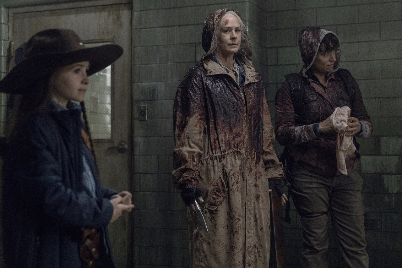 The Walking Dead Stagione 10 - Una Morte Certa foto 1