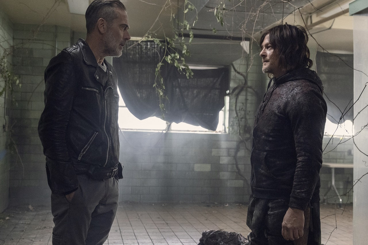 The Walking Dead Stagione 10 - Una Morte Certa foto 2