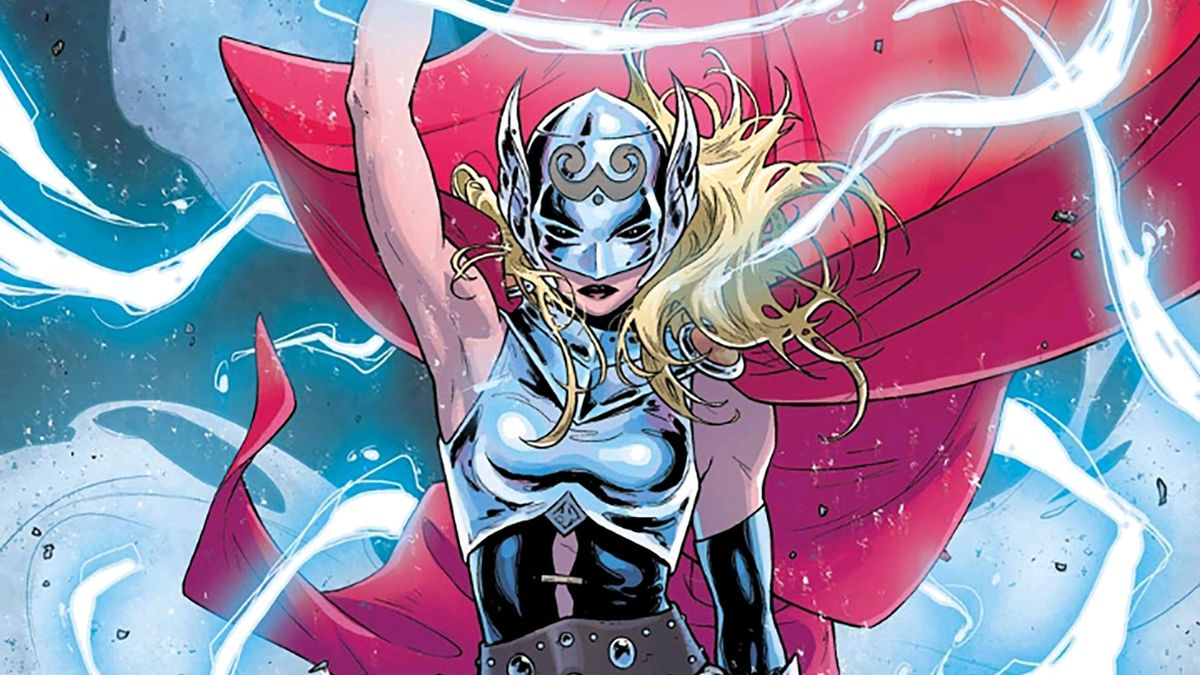 Thor: Love and Thunder adatterà Mighty Thor