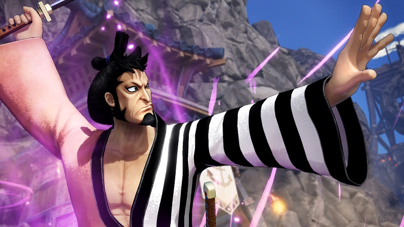 One Piece - Pirate Warriors 4 - kinemon