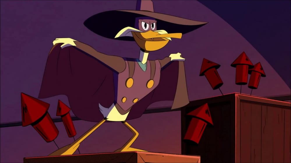 Darkwing Duck in DuckTales