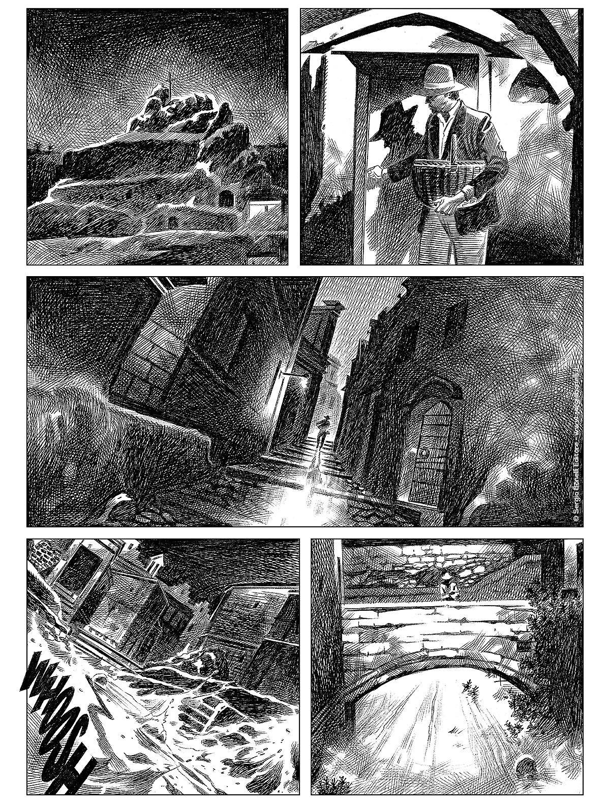 Dampyr il licantropo di Matera