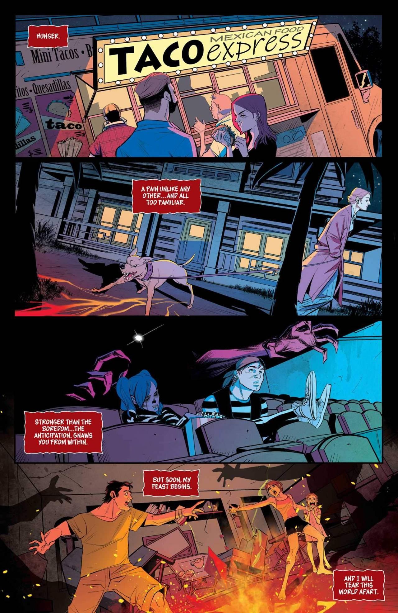 Buffy/Angel - La Bocca dell'Inferno 1
