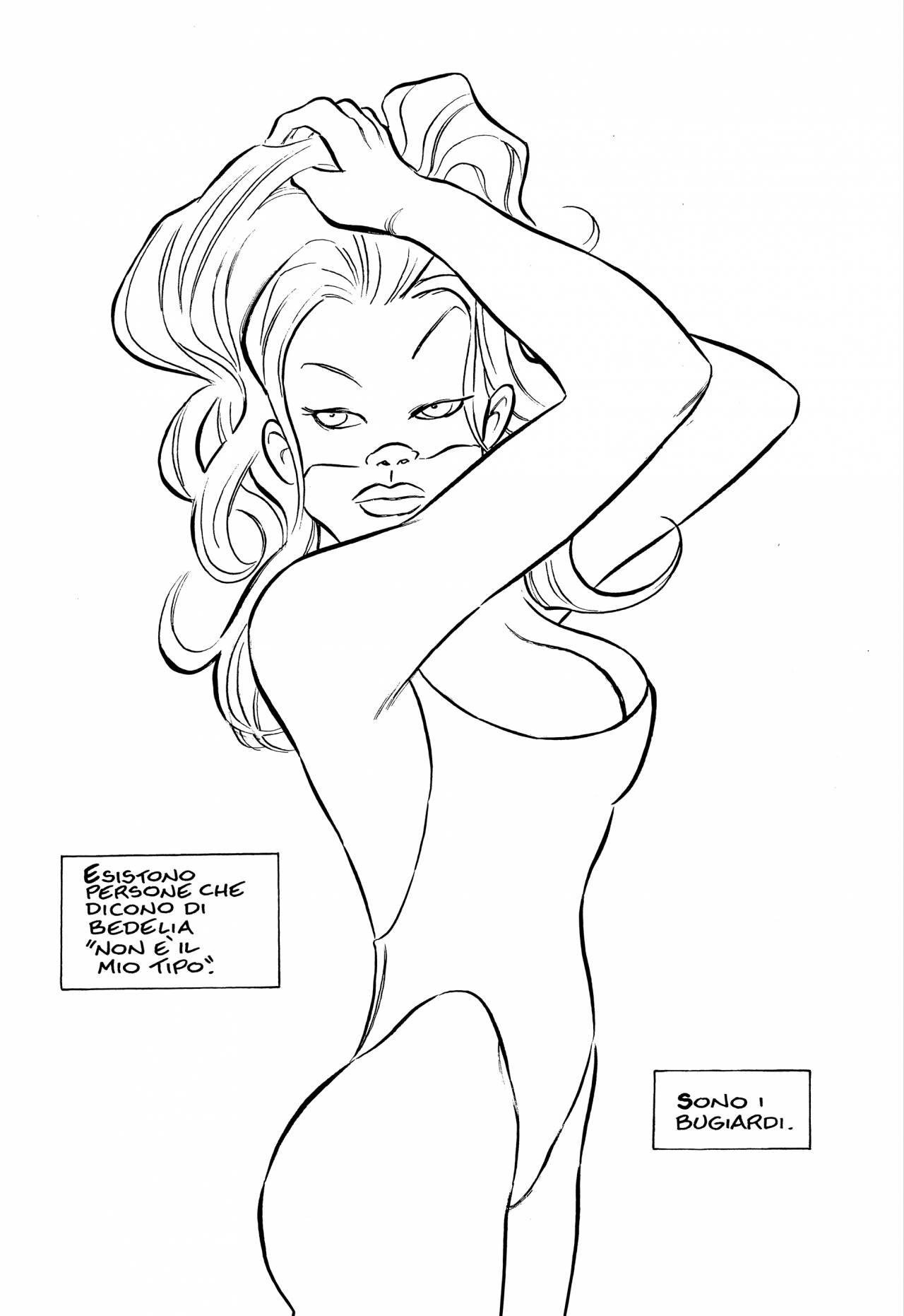 Bedelia, la recensione del nuovo graphic novel di Leo Ortolani