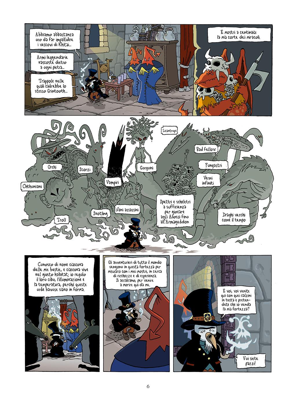 La Fortezza Vol. 1 & 2 | Recensione 1