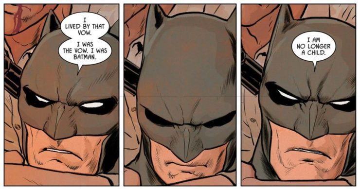 Batman 11 - Il finale della lunga gestione di Tom King | Recensione