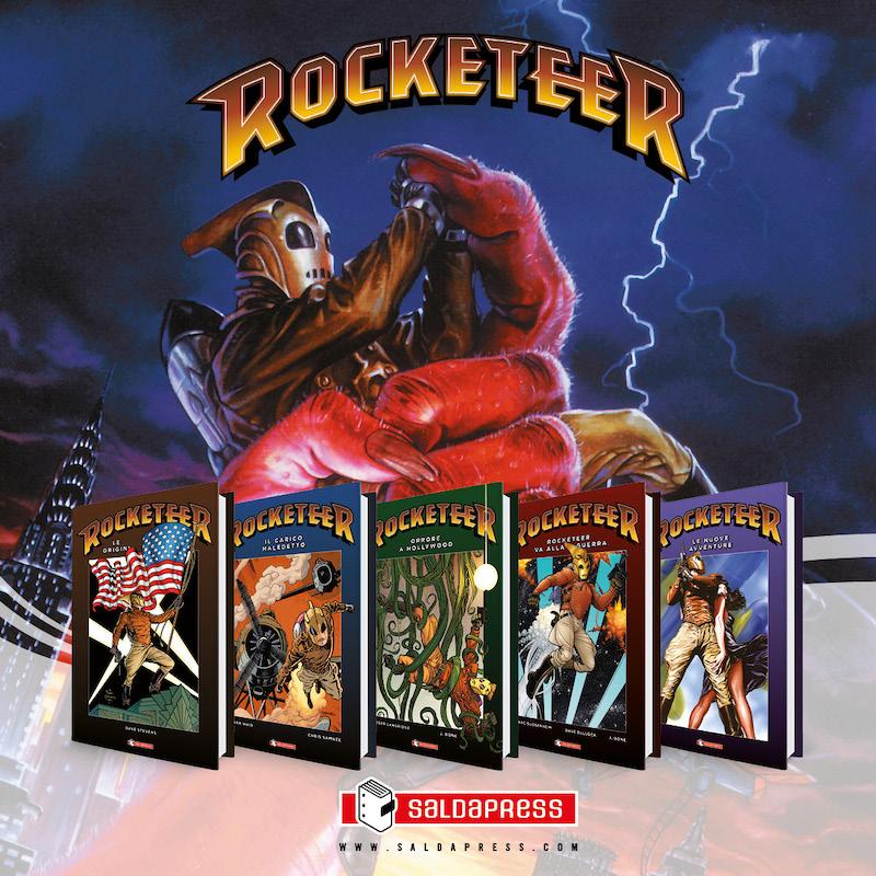 Rocketeer - Le Nuove Avventure | Recensione