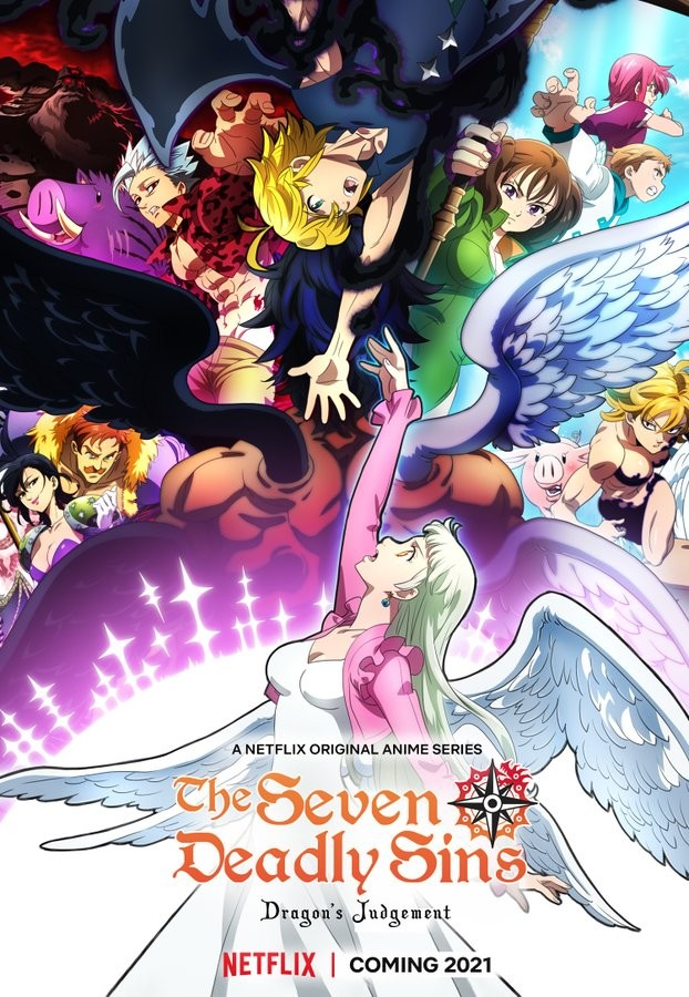 Seven Deadly Sins Stagione 4