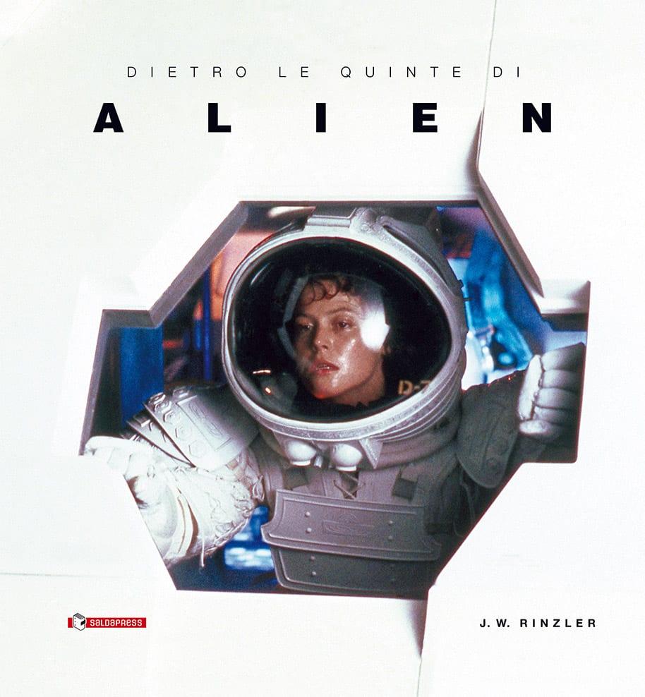Dietro le quinte di Alien | Recensione