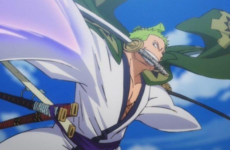 One Piece 954