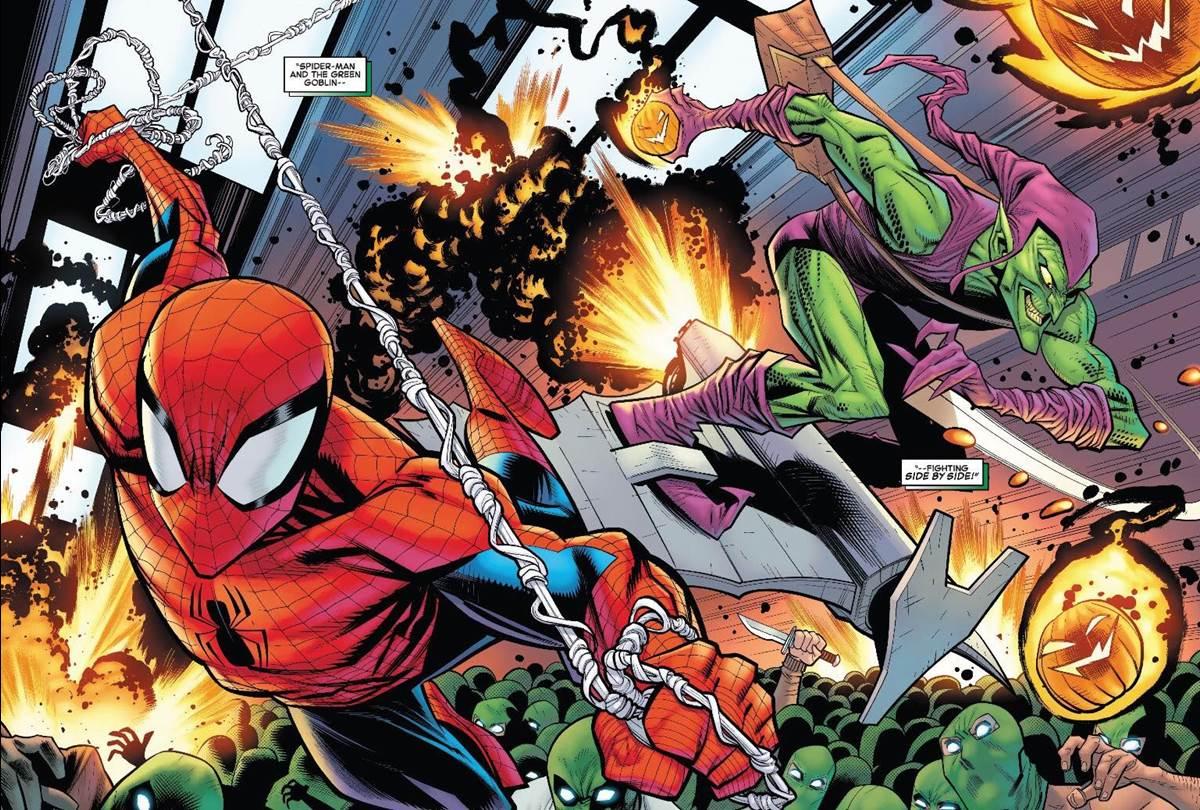 Amazing Spider-Man 52 - il ritorno di Goblin! | Recensione
