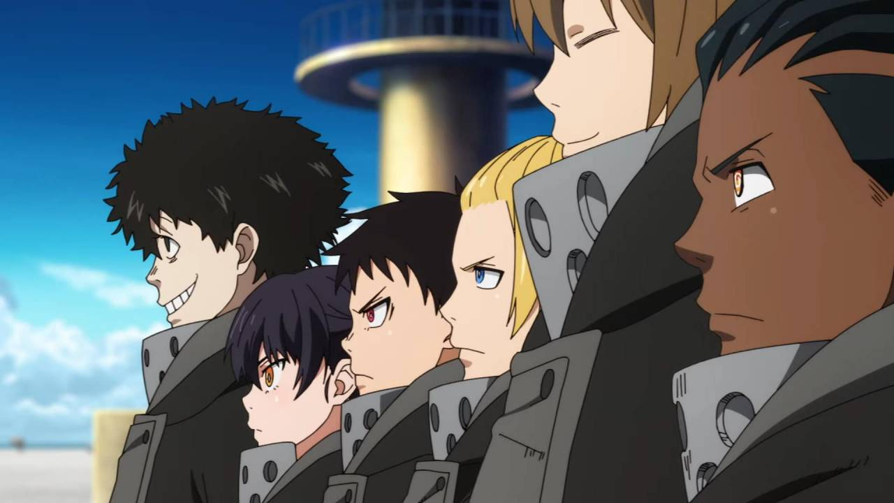 Fire Force Stagione 2