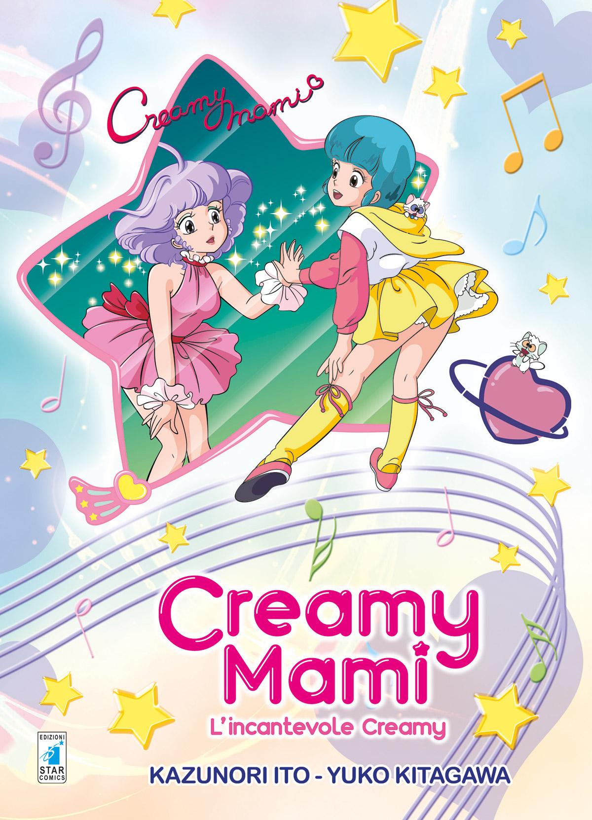 Creamy Mami – L'incantevole Creamy New Edition