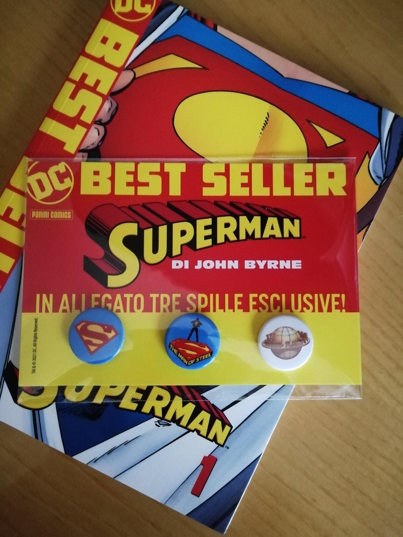 DC Best Seller: Superman 1 e 2 | Recensione