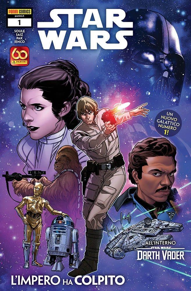 Star Wars 1, la recensione del nuovo mensile Panini Comics